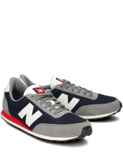 Sneakersy męskie 410 - Sneakersy Męskie - U410HGN - Mivo.pl New Balance