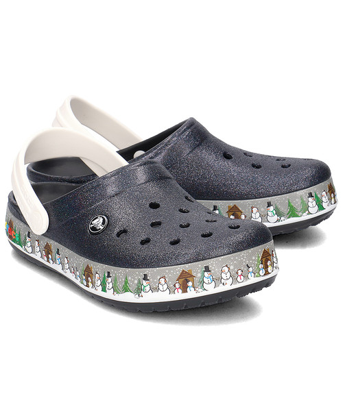 036acf6f474c5 Crocs Crocband Holiday Clog - Klapki Damskie - 204645-001, klapki ...