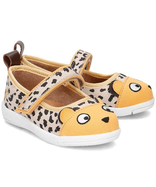 395d7264045 Balerinki dziecięce Emu Australia Cheetah Ballet - Baleriny Dziecięce -  K11488 CARAMEL