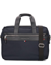 Torba na laptopa Elevated Computer Bag - Torba Męska - AM0AM02962 413 - Mivo.pl Tommy Hilfiger