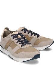 Sneakersy męskie City Casual Material Mix Runner - Sneakersy Męskie - FM0FM01624 255 - Mivo.pl Tommy Hilfiger