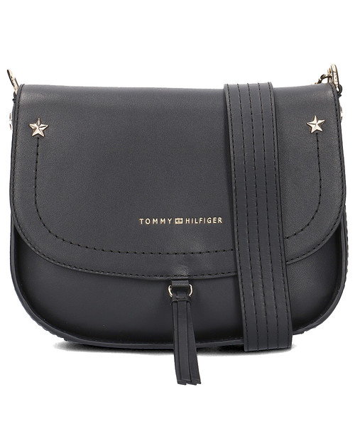 e91d87cb12d42 Torebka Tommy Hilfiger City Leather Saddle Bag - Torebka Damska -  AW0AW04660 002
