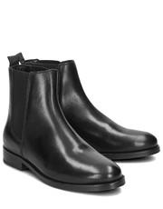b7b036be94418 Sztyblety Tommy HilfigerJeans Basic Classic Chelse - Sztyblety Damskie -  EN0EN00260 990 - Mivo.pl