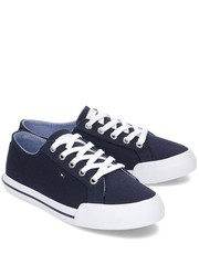 4368a4439d627 Trampki damskie Tommy HilfigerEssential Sneaker - Trampki Damskie -  FW0FW03853 406 - Mivo.pl
