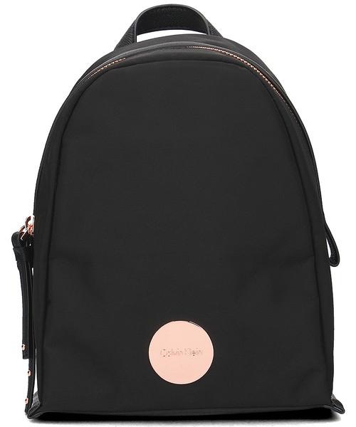 4539db7212b0 Plecak Calvin Klein Edith Mini Backpack - Plecak Damski - K60K602638 001