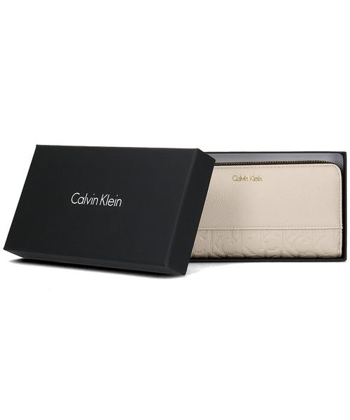 a9e60986f7b47 Portfel Calvin Klein Large Ziparound - Portfel Damski - K60K602158 069