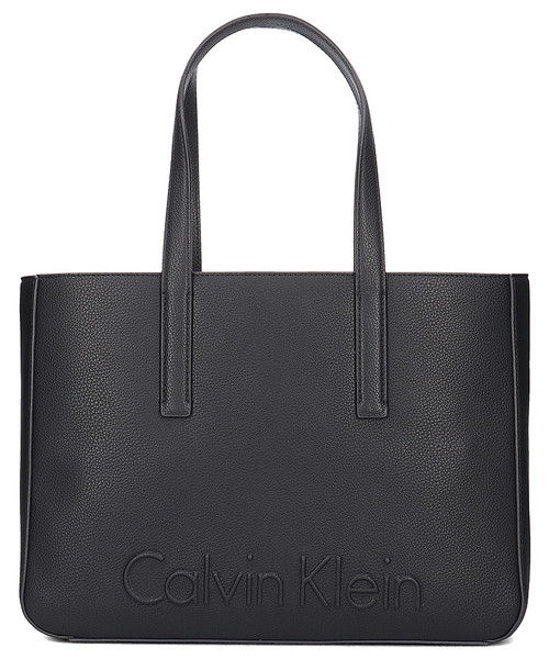 6793ef7cf7269 Shopper bag Calvin Klein Edge Medium Shopper - Torebka Damska - K60K603986  001