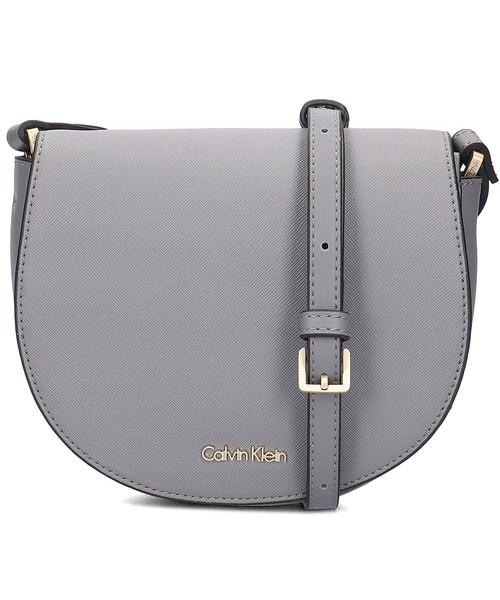 1408d33cf1913 Torebka Calvin Klein Marissa Saddle Bag - Torebka Damska - K60K603650 002