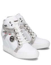 Sneakersy - Sneakersy Damskie - B3909 I81-J17-000-B88 - Mivo.pl Carinii