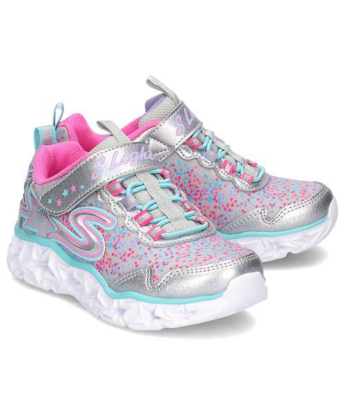 sneakersy dziecięce Skechers Galaxy Lights Sneakersy Dziecięce 10920LSMLT
