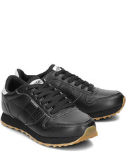 Sneakersy Old School Cool - Sneakersy Damskie - 699/BLK - Mivo.pl Skechers