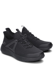 Sneakersy męskie Shinz - Sneakersy Męskie - 52115/BBK - Mivo.pl Skechers