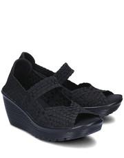 Sandały Midsummers Weave - Sandały Damskie - 38522/BBK - Mivo.pl Skechers