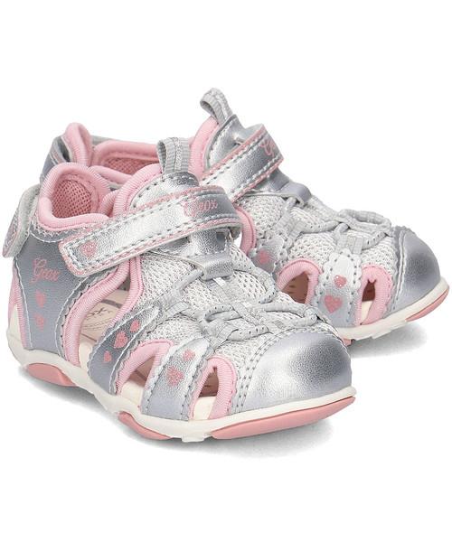 viel rabatt genießen offizieller Verkauf unverwechselbarer Stil sandały dziecięce Geox Baby Agasim - Sandały Dziecięce - B720ZC 0AJ15 C1007