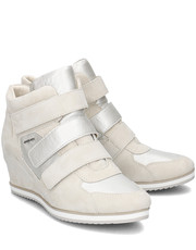 Sneakersy Donna Illusion - Sneakersy Damskie - D7254D 021BV C0997 - Mivo.pl Geox