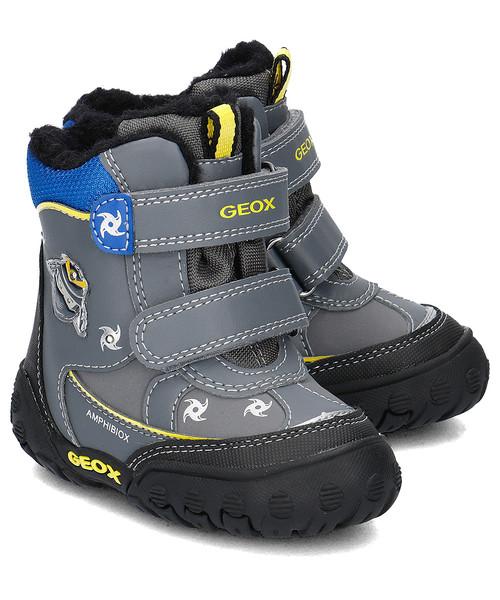 Geox Baby Gulp - Śniegowce Dziecięce - B6402A 00050 C0070 ...