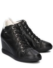 Trampki high top Donna Eleni - High Top Damskie - D7267A 00085 C9999 - Mivo.pl Geox