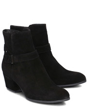 e28db28f7433e Calvin Klein Jeans Sole Quilted - Botki Damskie - RE9774 BLACK ...