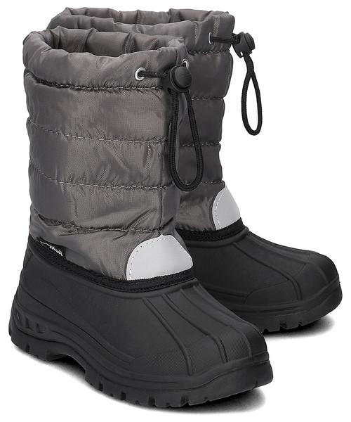 e14e542a Playshoes Śniegowce Dziecięce - 193005 33-GRAU, śniegowce dziecięce ...