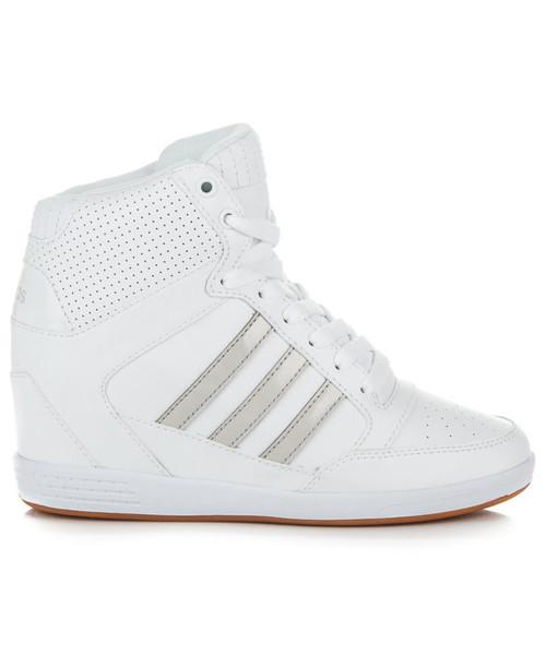 طوق مسح وسط البلد Adidas Super Wedge Biale Outofstepwineco Com