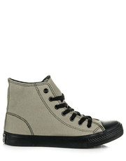 Sneakersy męskie TRAMPKI MĘSKIE NAD KOSTKĘ - Merg.pl Kylie
