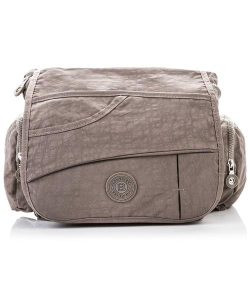 d64345679f6df Torba męska Bag Street Męska torba na ramię doskonała jakość Beżowy