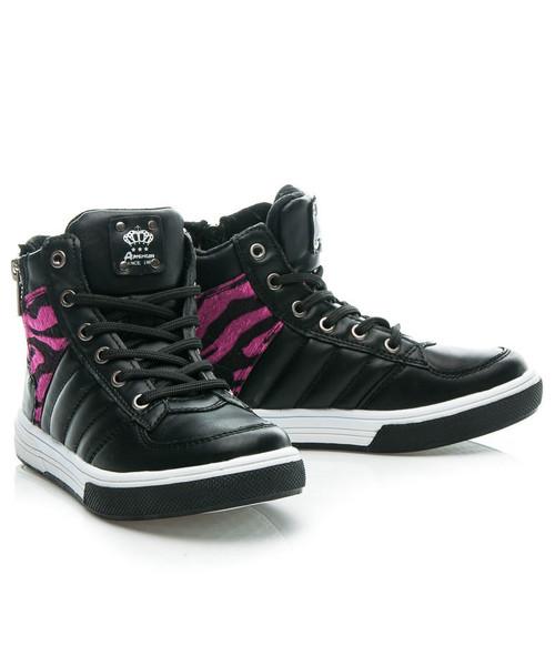 457c1cd6 American Club OCIEPLANE BUTY SPORTOWE, sportowe buty dziecięce ...