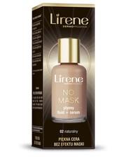 Podkład Długotrwały podkład + serum 02 Naturalny - Lirene.com Lirene