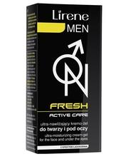 Krem dla mężczyzn Ultra-nawilżający kremo-żel do twarzy i pod oczy FRESH - Lirene.com Lirene