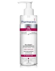 Oczyszczanie twarzy ŻEL KOJĄCY ZACZERWIENIENIA do mycia twarzy i oczu PURI-CAPILIUM - pharmaceris.com Pharmaceris