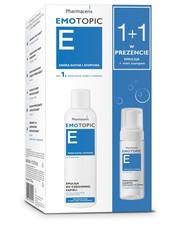 Szampon Zestaw Emotopic - emulsja + mini szampon - pharmaceris.com Pharmaceris
