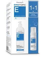 Szampon Zestaw Emotopic - balsam + mini szampon - pharmaceris.com Pharmaceris