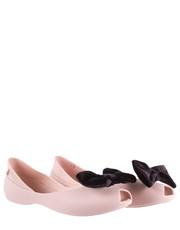 balerinki Melissa - Queen VII Ad Pink Black