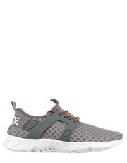 Sneakersy męskie HeyDude Mistral Grey - Bayla.pl Heydude
