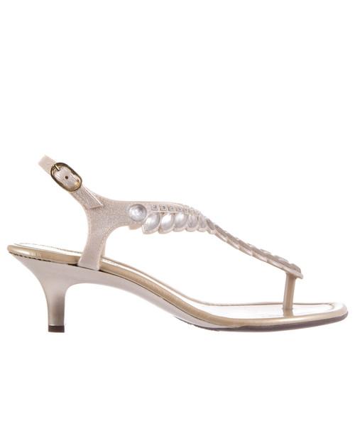Sandały Azaleia 411-GRAZI400 Gold