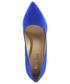 Czółenka na szpilce Bayla -Sa 1810-601 Niebieski