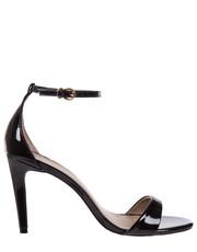 sandały na obcasie Bayla - -109 913001 Varnish Black