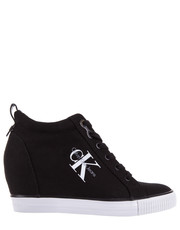 Sneakersy Ritzy Canvas Black - Bayla.pl Calvin Klein Jeans