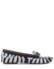 Mokasyny A5524 43 White - Bayla.pl Armani Jeans