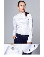 Koszula White Silverstone  - koszula damska - NattyLooker Natty Looker