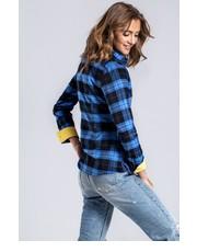 Koszula Cuddle Me  - koszula damska w kratę - NattyLooker Natty Looker