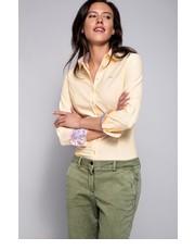 Koszula Awesome Blossom Yellow  - koszula damska - NattyLooker Natty Looker