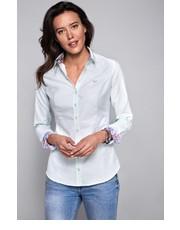 Koszula Awesome Blossom Lime  - koszula damska - NattyLooker Natty Looker
