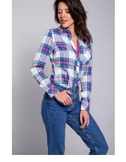 Koszula Cotton Candy  - koszula damska w kratę - NattyLooker Natty Looker