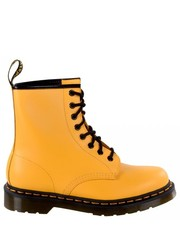 Botki Buty  1460 Yellow Smooth 24614700 - Martensy.pl Dr. Martens