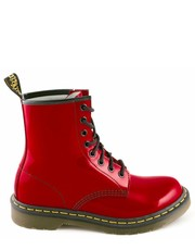 workery Buty  1460 W Red Patent Lamper - Martensy.pl