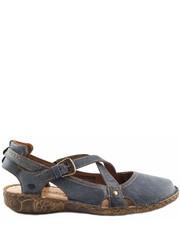 Sandały Sandały  ROSALIE 13 Jeans Capri - Martensy.pl Josef Seibel