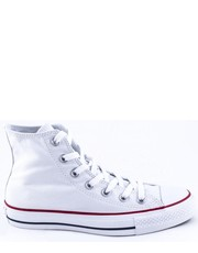 trampki damskie Trampki  CHUCK TAYLOR ALL STAR HI Optical White M7650 - Martensy.pl
