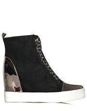 fec13660676a4 Tommy Hilfiger Nice Wedge 1D1 - Sneakersy Damskie - FW0FW00936 990 ...
