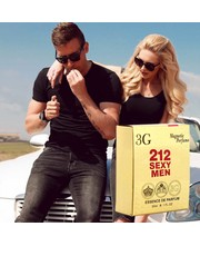 Perfumy Esencja Perfum odp. 212 Sexy Men Carolina Herrera /30ml - esencjaperfum.pl 3g Magnetic Perfume